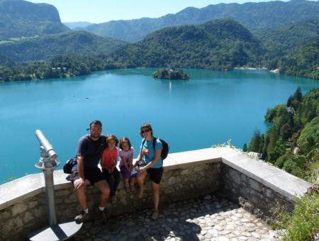 Bled: paisaje de postal en Eslovenia