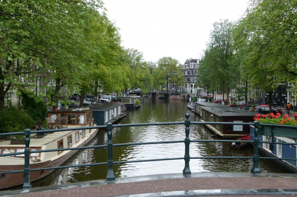 Amsterdam con niños