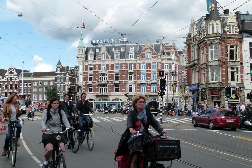 Amsterdam con niños 3