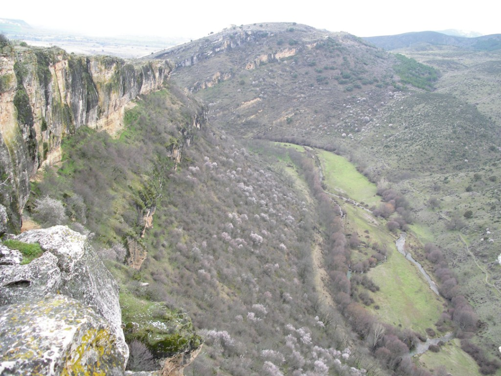 Valle río Lozoya