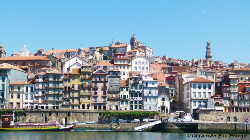 Paseo fluvial portuense