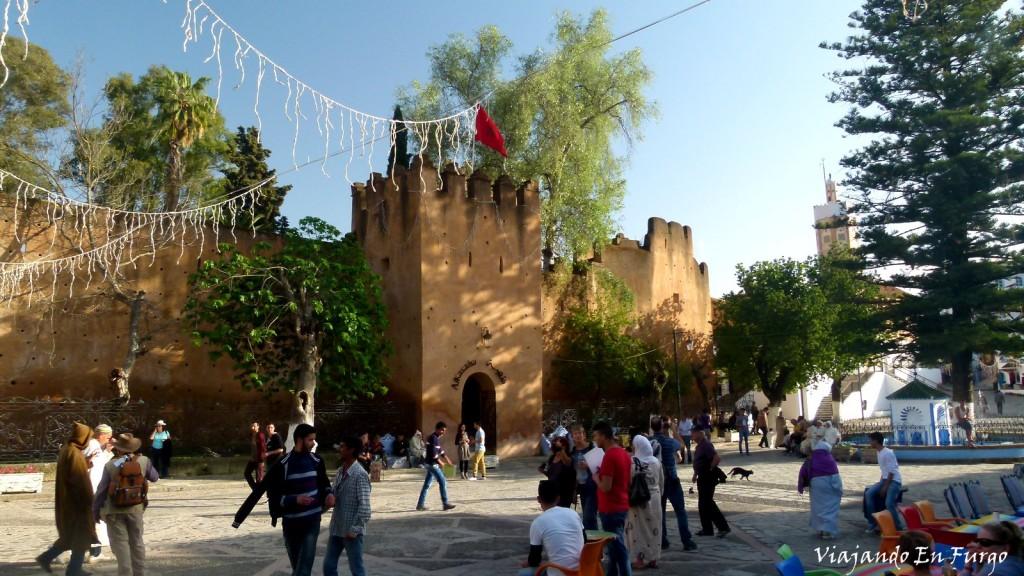 Kasbah de Chaouen