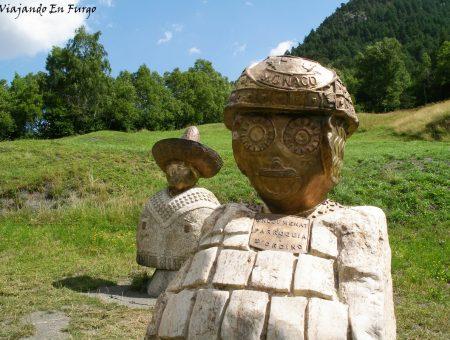 Andorra en verano, Ruta del Hierro