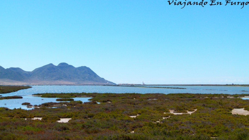 Salinas en Cabo de Gata