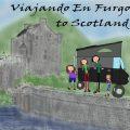 #Enfurgo2Scotland: preparación de nuestro viaje a Escocia