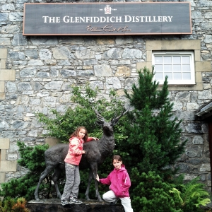 Glenfiddich Escocia