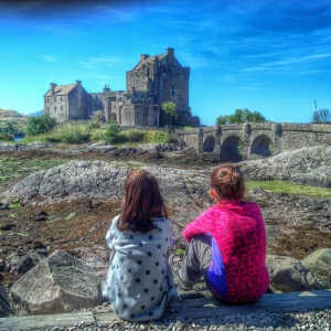 Eilian Donnan Castle Escocia