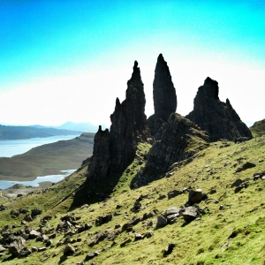 Old Man of Storr Escocia