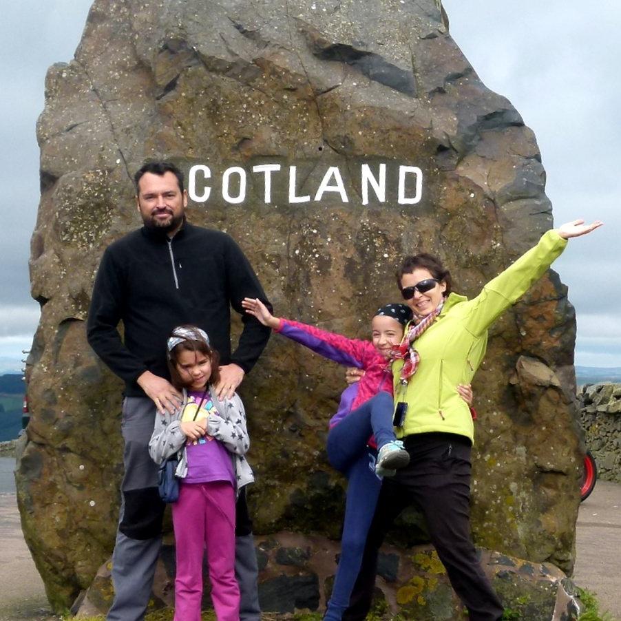 Descubriendo Escocia en furgo