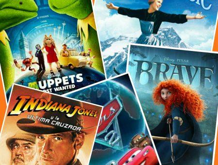 5 películas para enseñar el mundo a los niños