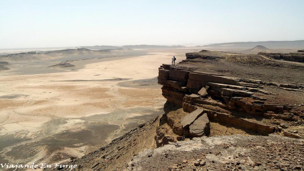 Viajando En Furgo en Marruecos