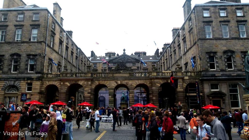 Ayuntamiento de Edimburgo