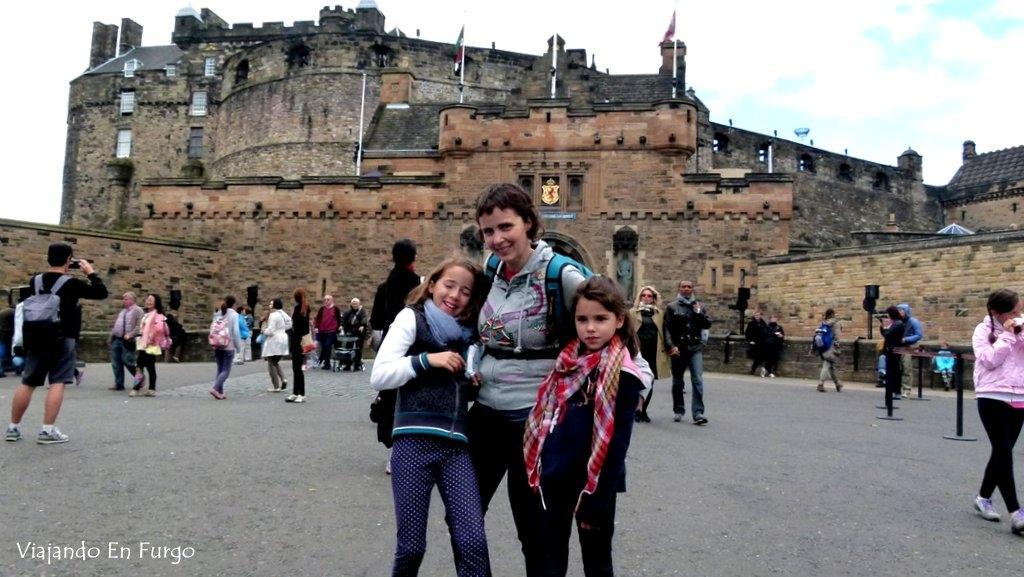 Viajando En Furgo en Edimburgo