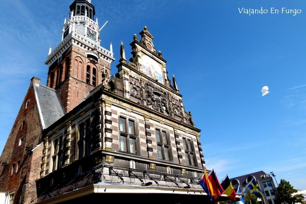 Edificio del Peso Público (Waaggebouw)