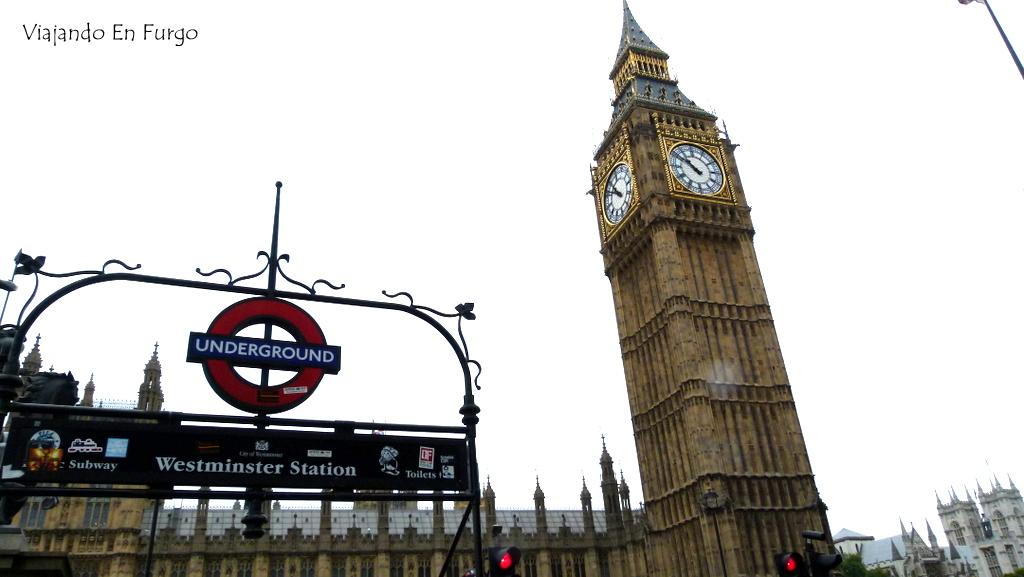 Visita express a Londres