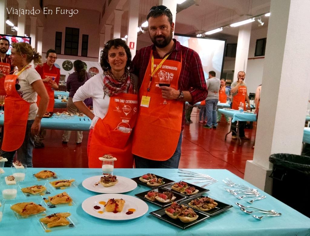 TBM Chef Extremadura