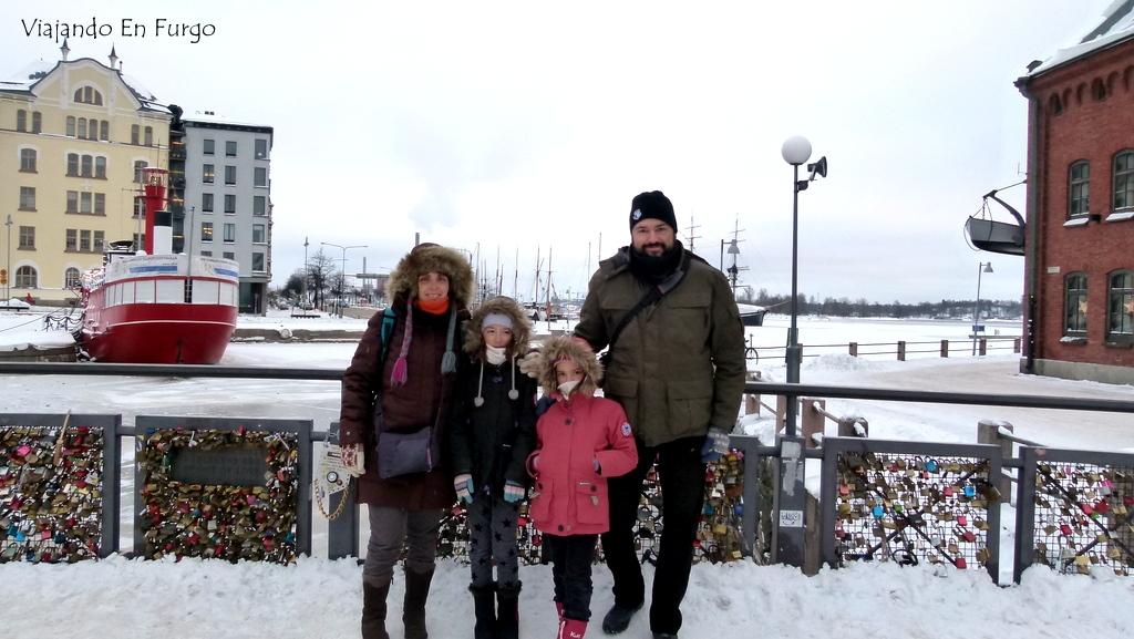 Viajando En Furgo en Finlandia