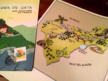 Vivir experiencias en Sierra de Gata con niños