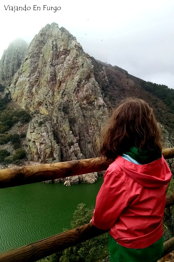 Salto del Gitano Monfragüe
