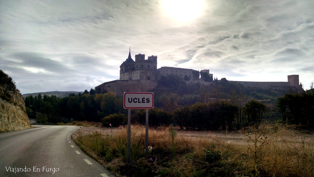 Uclés-Cuenca