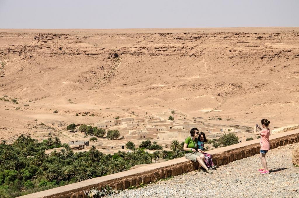 Marruecos en furgo