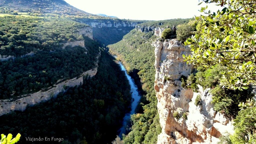 Cañón del Ebro-Burgos