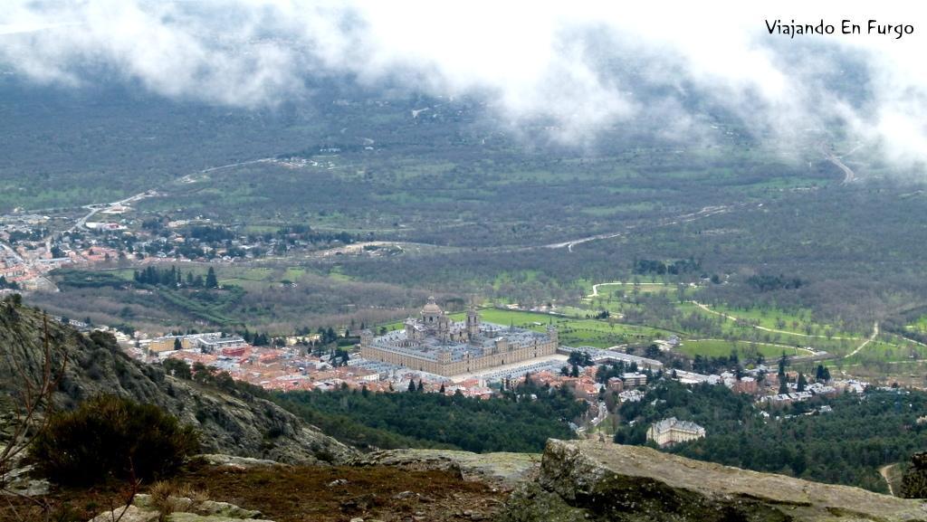 El Escorial - Sierra de Madrid