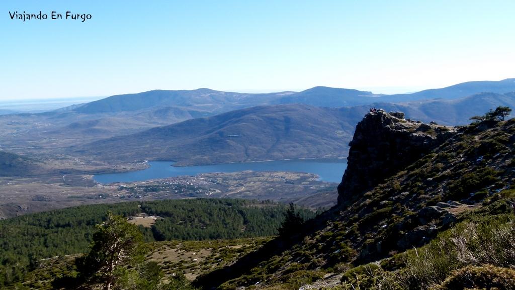 Peña del Cuervo - Sierra de Madrid