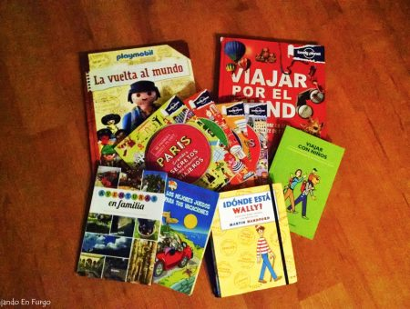 9+1 libros para familias viajeras