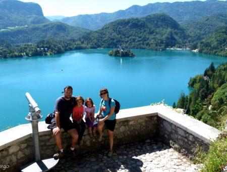 Ruta por Eslovenia y Croacia en furgo
