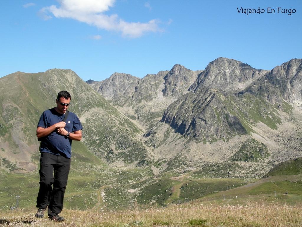 Montaña de Andorra
