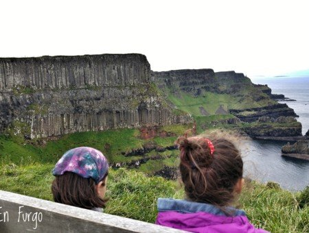 Viajando en furgo por Irlanda