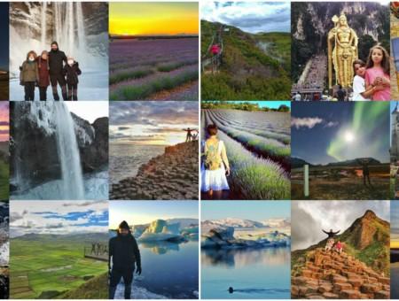 2017: nuestro año viajero