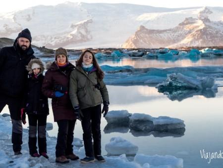 Islandia en familia, en furgo y en invierno. ¿Por qué no?