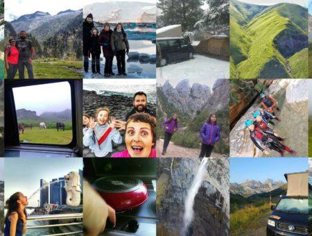 2018: nuestro año viajero