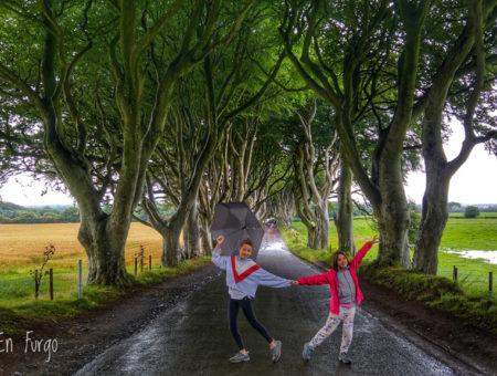 Irlanda del Norte en furgo: recorriendo Poniente