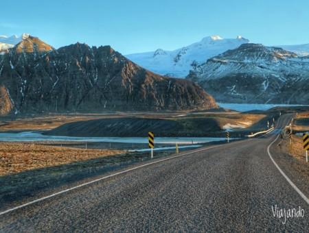 Sur de Islandia en furgo: 16+1 lugares que no te puedes perder